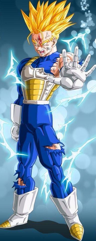Trunks Super Sayian 2