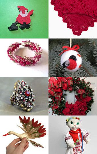 Christmas Wishlist by Alexis Silvertone on Etsy--Pinned with TreasuryPin.com