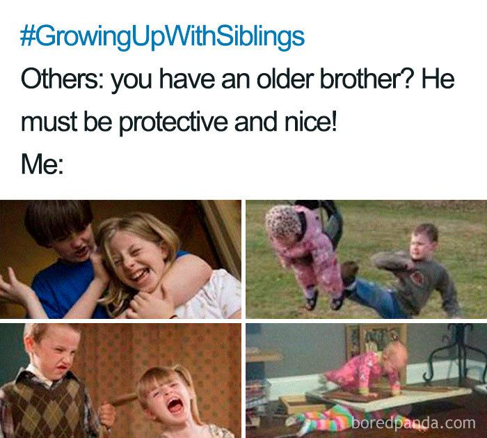 Funny Siblings Memes With Images Sibling Memes Funny Sister Memes