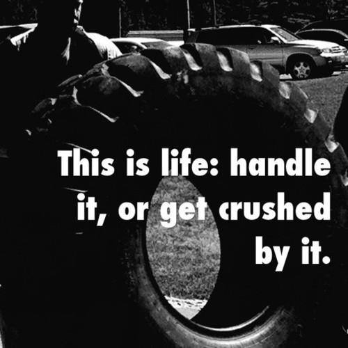 Tire Quotes Simple 8 Best Tire Flipping Images On Pinterest  Fitness Equipment