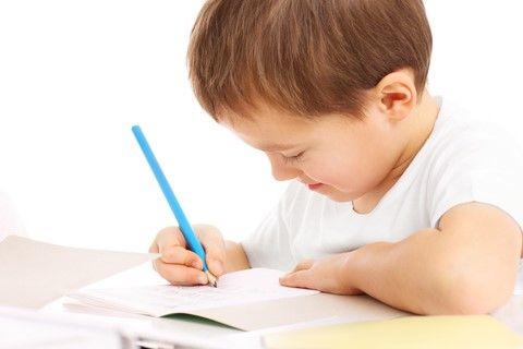 L'apprentissage de l'écriture | Magazine Vie Familiale