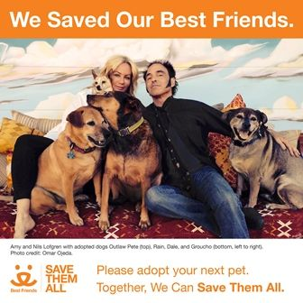 Nils Lofgren of The E Street Band Promotes Save Them All Campaign