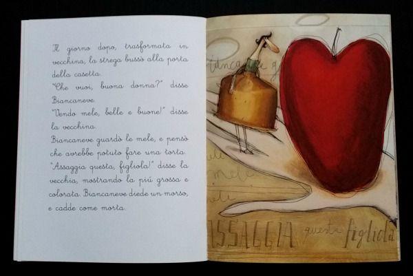"""""""Biancaneve"""" (collana """"Una Fiaba in Tasca"""", Edizioni EL, 2009) - 03"""