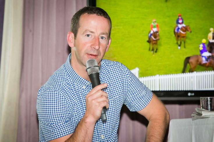 Horse Trainer Jim Culloty hosting the Tipster Breakfast at the g Hotel & Spa for the Galway Races 2014 www.theghotel.ie