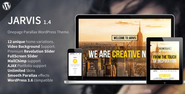 173 best Modern WordPress Themes images on Pinterest | Plantilla de ...