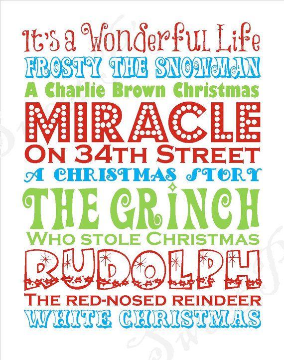 LOVE, love, Love this Christmas Movies