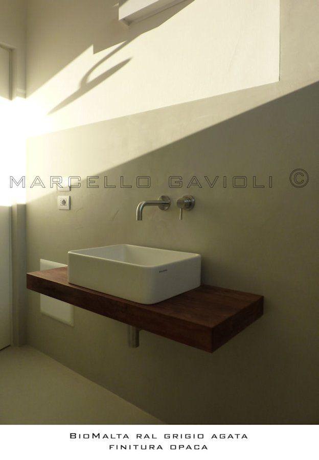 Neromaterico Marcello Gavioli Pavimenti Bagni Pareti In Resina