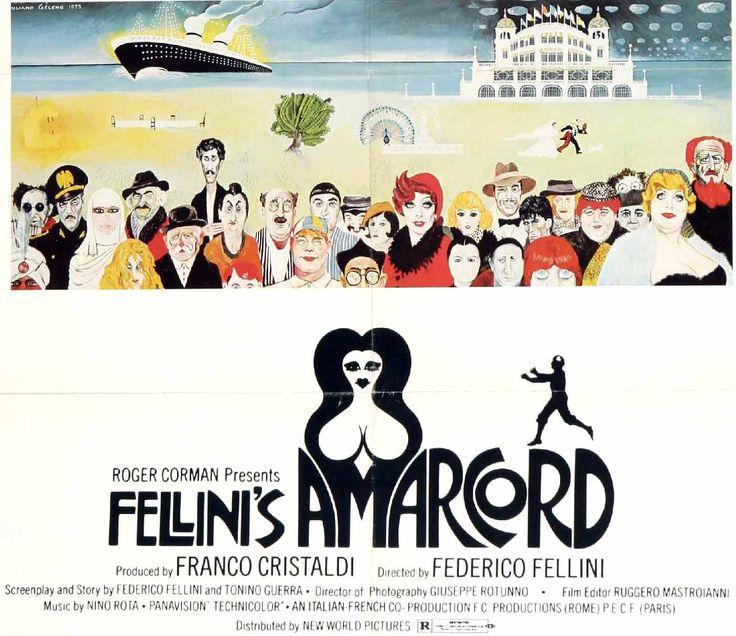 Un film di Federico Fellini. Con Bruno Zanin, Pupella Maggio, Armando Brancia, Giuseppe Ianigro, Gianfilippo Carcano. continua» Commedia, Ratings: Kids+16, durata 127' min. - Italia 1973.