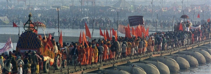 List of Akharas Participating in Kumbh mela 2013