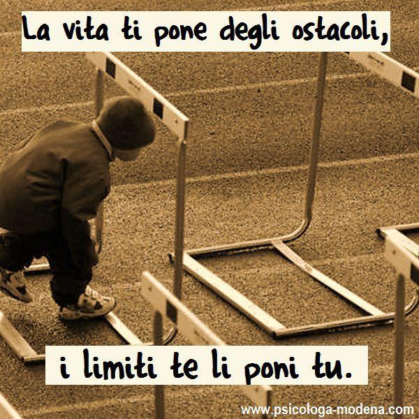 fatica ostacoli limiti