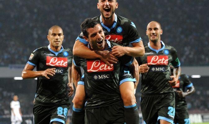 #Napoli - #Sassuolo 1-1, primo stop per #Benitez. Le immagini più belle della sfida del San Paolo che ha visto il Napoli rallentare il passo contro la squadra di Di Francesco. Non basta ai partenopei un gol di Dzemaili.