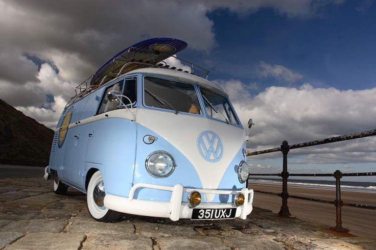 Classic VW split screen camper van coffee conversion catering unit restoration in Cars, Motorcycles & Vehicles, Classic Cars, Volkswagen | eBay