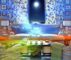 Создание доброй энергетики дома