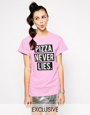 #pizza #pink #rose #tshirt #fashion #realtalk #mode #girl by ADOLESCENT CLOTHING