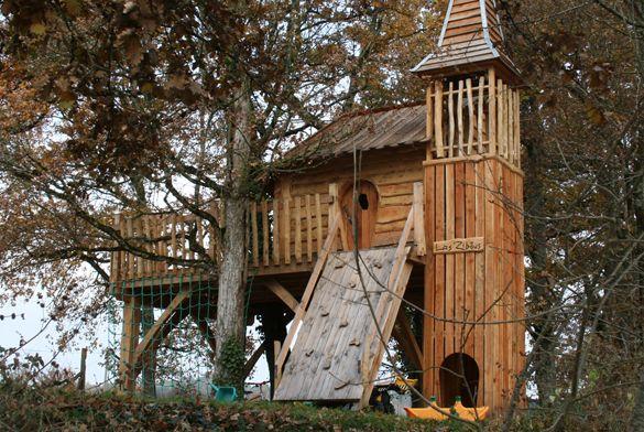 17 best images about cabanes d 39 enfant nid perch on. Black Bedroom Furniture Sets. Home Design Ideas