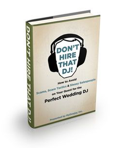 An free Ebook about hiring a DJ for a Wedding, a really easy, but super helpful read...: Tops Questions, Music, Playlists Diy'S, Wedding Ideas, Weddings Dj, Perspective Djs, 40 Questions, Dj Diy'S, Diy Wedding