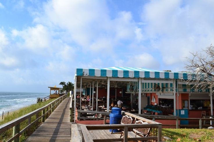 We name 6 of the best restaurants to have breakfast on the beach in Palm Beach County.