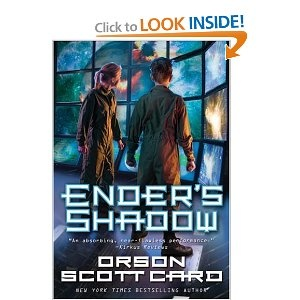 The same story as Ender's Game - but from a different character's prospective.  AMAZING!