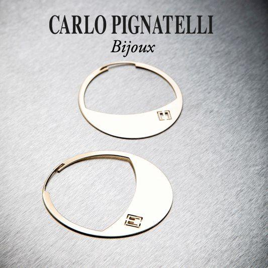 Carlo Pignatelli Bijoux - shop on line at www.carlopignatel... #bijoux #earrings #jewels #accessories