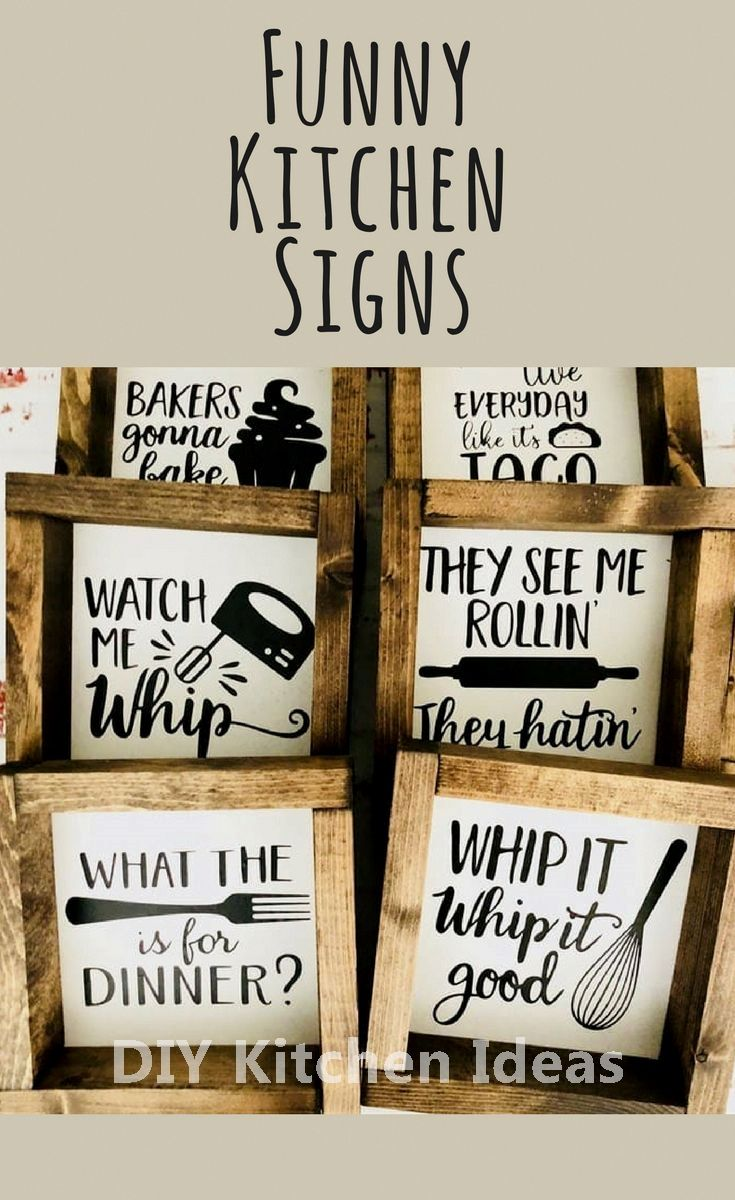 Diy Kitchen Timeless Design Ideas Diykitchen Funny Kitchen Signs Funny Wall Decor Kitchen Signs