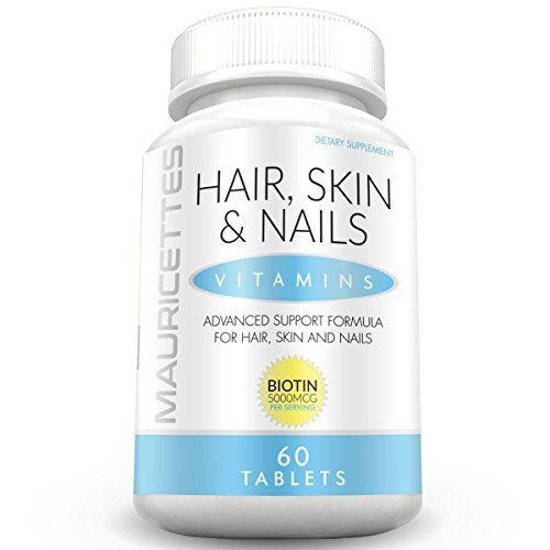 Advanced Support Formula for Healthy Beautiful Hair, Skin, and Nails. There are a lot of factors and condition from our daily lives that can attribute to damaged or dry hair, damaged skin, and brittle nails. While there is no miracle product that can fix it all, we have developed the most... more details at https://supplements.occupationalhealthandsafetyprofessionals.com/vitamins/hair-skin-nails-complex/product-review-for-mauricettes-hair-skin-and-nails-vitamins-formulated-wi