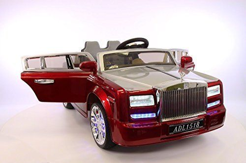 2016 luxurious limited edition ride on toy rolls royce. Black Bedroom Furniture Sets. Home Design Ideas