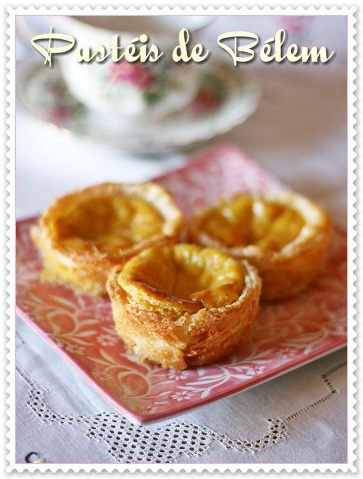 Pastéis de Belém …Tortine alla panna portoghesi – Portuguese cream tarts