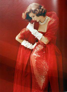 Suzy Parker - 1952.