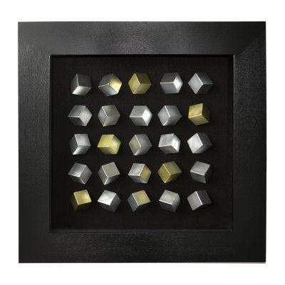 Obraz przestrzenny Cubes 1037016