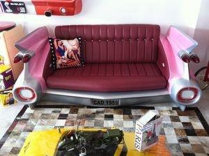 Sofá Cadillac - Rosa