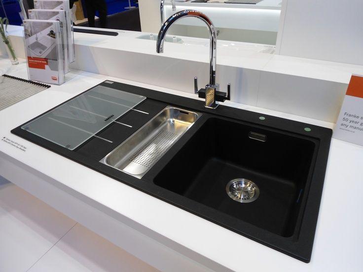 top 15 black kitchen sink designs - Kitchen Design Sink