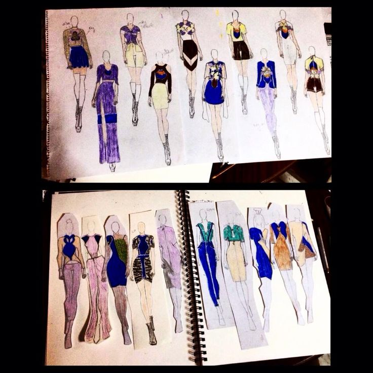 Made by me,collection fall/winter 2015-16 inspired by trends!!!!!