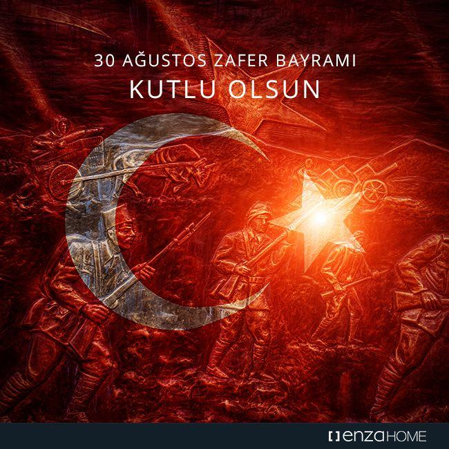 Bizler tarih boyunca hürriyet ve istiklale timsal olmuş bir milletiz.  30 Ağustos Zafer Bayramımız kutlu olsun! #30Ağustos #ZaferBayramı