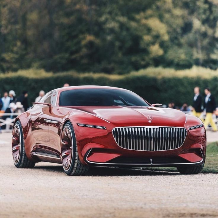 Mercedes-Maybach Vision 6 - US Trailer will lease used trailers in any condition to or from you. Contact USTrailer and let us lease your trailer. Click to http://USTrailer.com or Call 816-795-8484