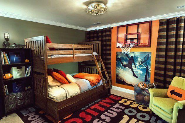 15 Schöne und kreative Übergangs Kinderzimmer Designs   Teenager bedroom boy, Boy bedroom design ...