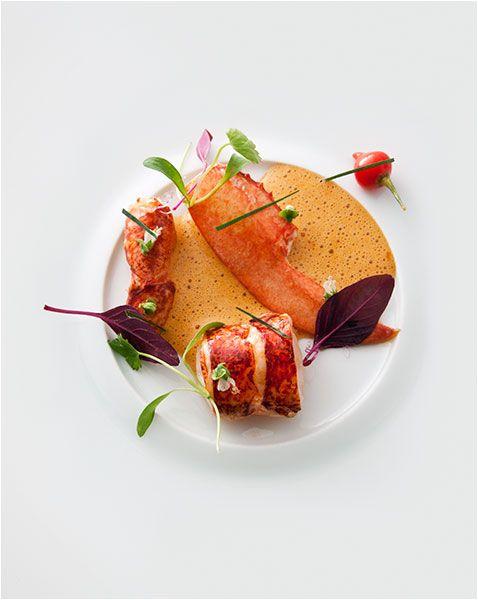 ♂ food styling still life L'Astrance © Richard Haughton