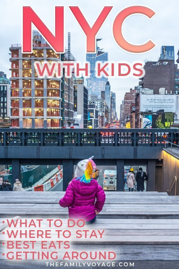 The Top Nyc Attractions For Kids Nyc With Kids New York Travel