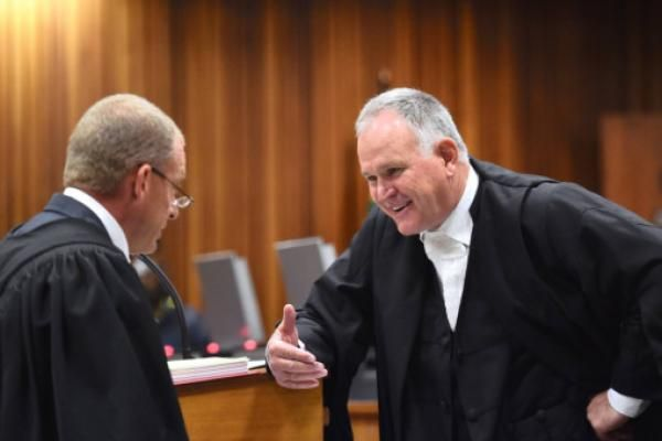 'Nel simply unhappy with Oscar result' - Crime & Courts | IOL News | IOL.co.za