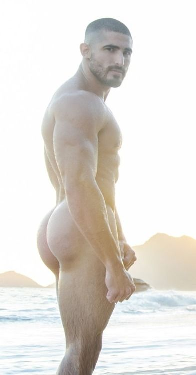 perfect guy butt nude