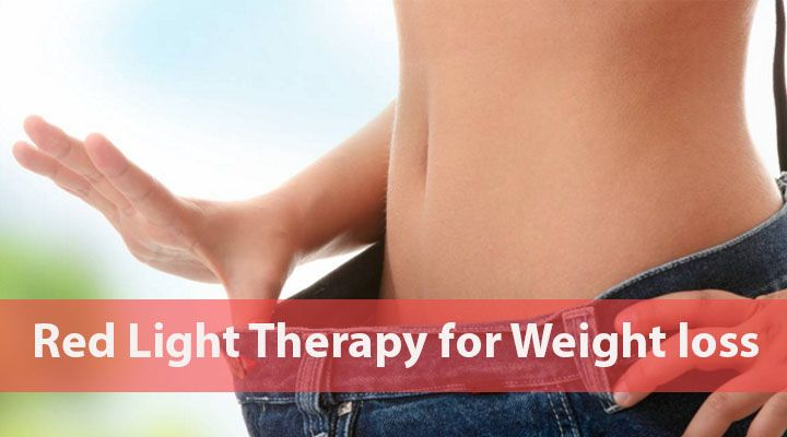 Red light therapy for weight loss-Shed That Extra Weight With Red Light Therapy