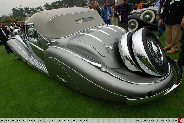 1941 Horch 853 Sport Cabriolet - Google Search