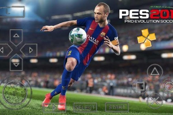 Download game ppsspp iso pes 2019