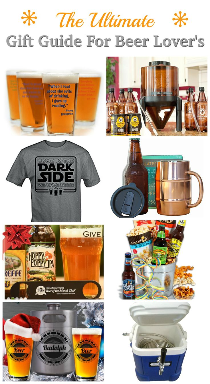 16 Christmas Gifts for Wine and Beer Drinkers - The Daily Meal