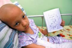 Image result for niños con cancer