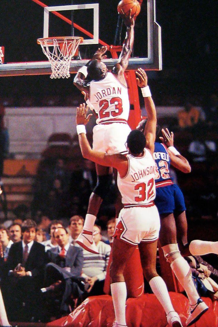 Legends profile: Michael Jordan