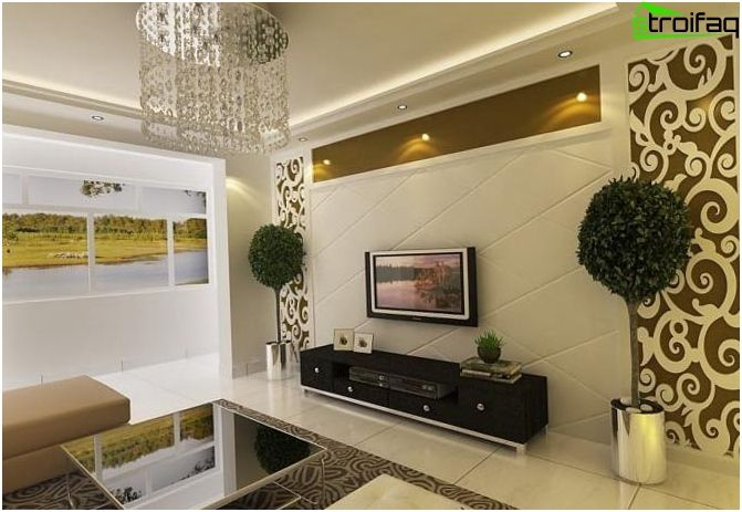 Plafond Design - photo 150 plafond idées de décoration