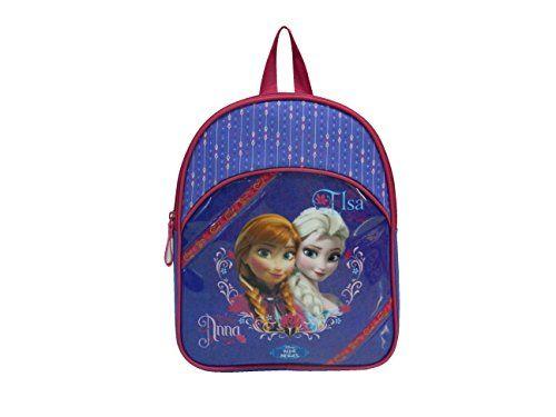 Sac à dos violet Reine des neiges – Spécial maternelle: Sac à dos maternelle Reine des Neiges Violet Très tendance, ce sac à dos aux…