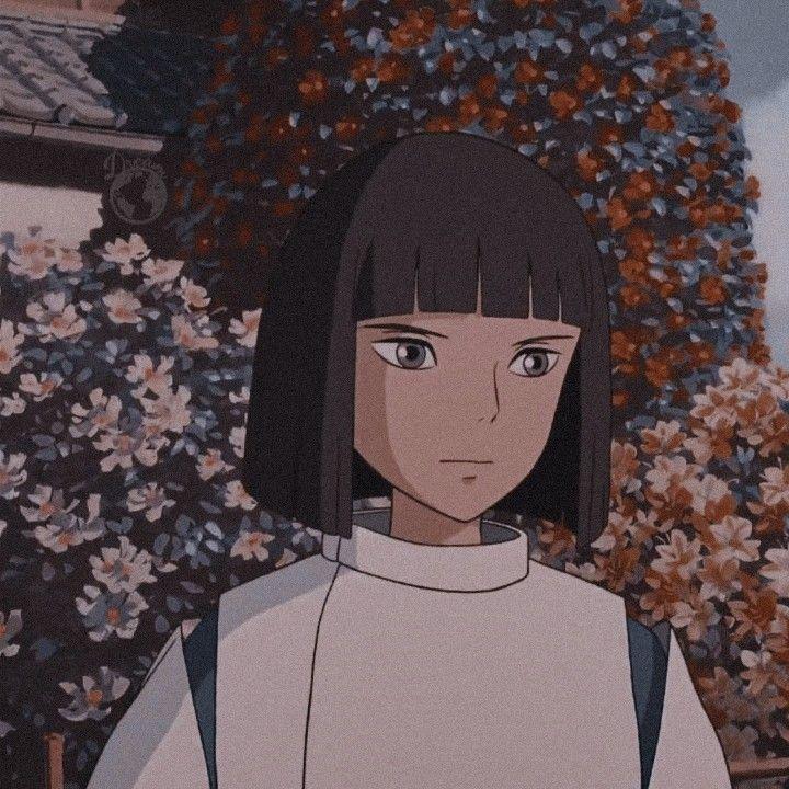 𓇢 𓏲𝘪𝘤𝘰𝘯 𓆡𓈒 In 2020 Cute Anime Character Ghibli Artwork Studio Ghibli Spirited Away
