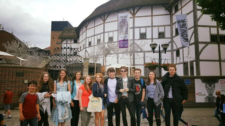The PurpleCoat Youth Theatre at Shakespeare's Globe