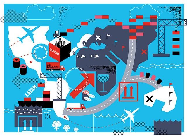 Comercio Exterior / revista América Economía